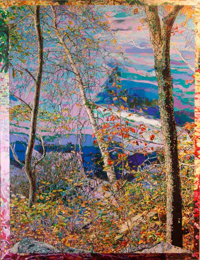 2013 Rockefeller Preserve Painting Collage