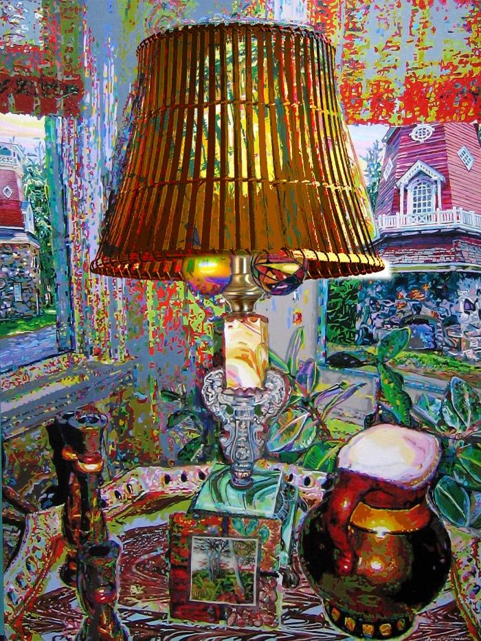 Van Gogh's Living Room#4